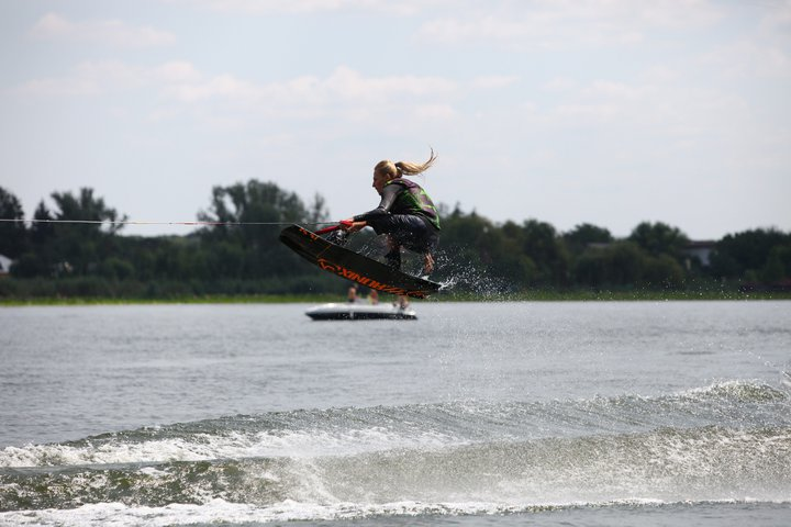 I love the Ronix Parks wakeboard