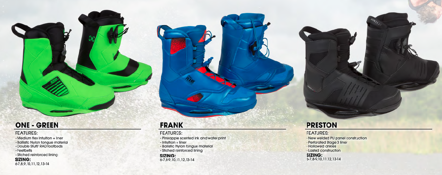 Ronix Boots Frank One