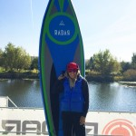 Stand Up Paddle Radar Zephyr gonflabil