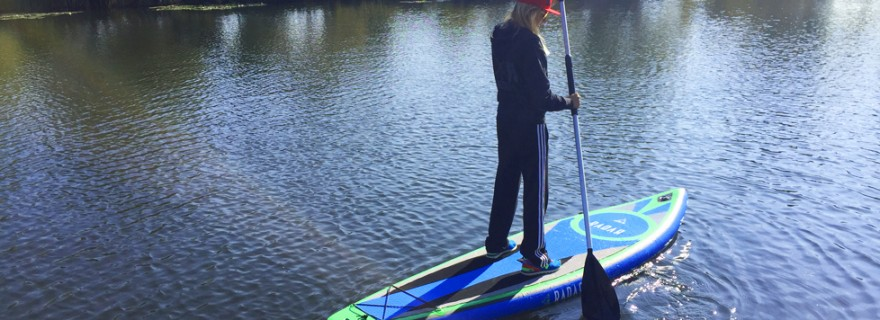 Stand Up Paddle Radar Zephyr