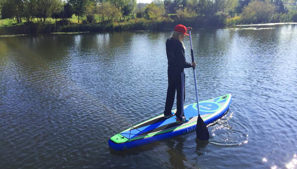 Stand Up Paddle Radar Zephyr