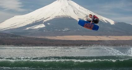 Shota @Mt Fuji