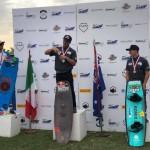 Open Men - Massi Piffaretti 2nd place  & Nic Rapa 3rd place
